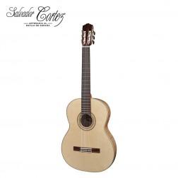 Chitarra Classica Salvador Cortez serie Concert CS-65 Solid Top