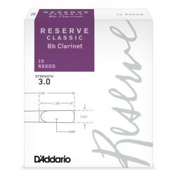 D'Addario Reserve Classic Ance Clarinetto Sib