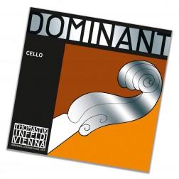 Corda Violoncello RE (D) Dominant  Thomastik cod. 143 tensione media