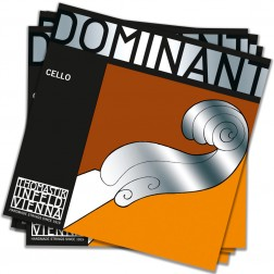 Corde Violoncello Dominant  Thomastik 147 Set tensione media