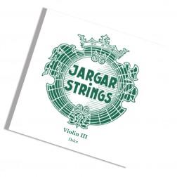 Corda Violino RE (D) Jargar tensione dolce con pallino