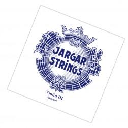 Corda Violino RE (D) Jargar tensione media con pallino