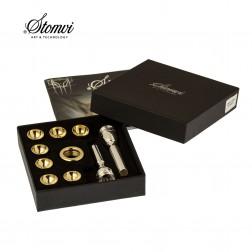 Kit di bocchini Stomvi per tromba sistema combinato n°3 modello 8000