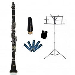 Clarinetto J.Will J-CL-01NP senza leva del Mib kit per studente