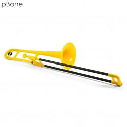 Pbone Trombone tenore Giallo
