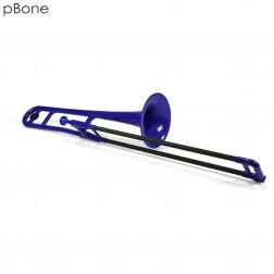 Pbone trombone tenore Blu