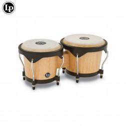 Latin Percussion Bongos City series LP601NY-AW Satinato naturale