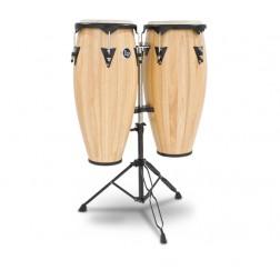 """Latin Percussion LP646NY-AW City Series Congas 10"""" e 11"""""""