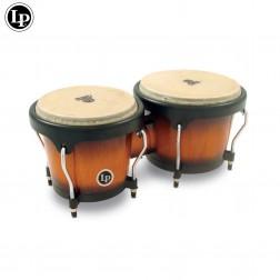 Latin Percussion Bongos Aspire LPA601-VSB Vintage Sunburst