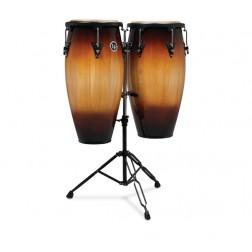 """Latin Percussion LPA647-VSB Aspire Congas 11"""" e 12"""""""
