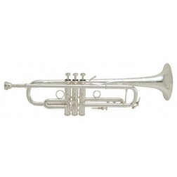 LR190S43B Stradivarius Vincent Bach Tromba in Sib argentata