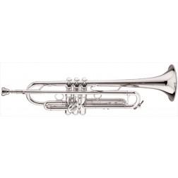 LT180S77 New York Stradivarius Vincent Bach Tromba in Sib argentata