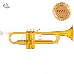 Tromba B&S mod.MBX2 Martinez in Sib Gold