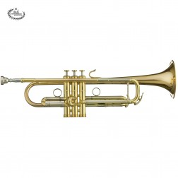"""Tromba in Sib B&S MBX3 laccata mod. BSMBXHLR-1-0D """"HERITAGE"""""""
