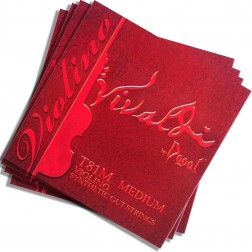 Corde Violino Vivaldi Dogal T81M set 3/4, 4/4