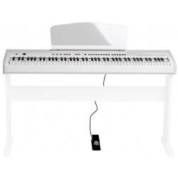 Orla Stage Studio Pianoforte Digitale 88 Tasti Pesati, Bianco