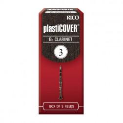 Ance Rico Plasticover per clarinetto sib, pacco da 5 ance