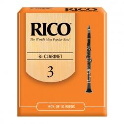 Ance Rico per clarinetto sib, pacco da 10 ance