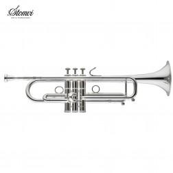 Tromba in Sib Stomvi S3 5063 Argentata