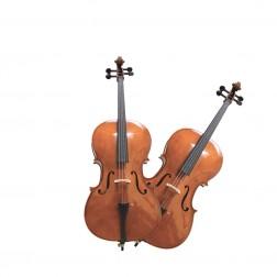 Violoncello 2/4 Opera by Weber Studio II con settaggio