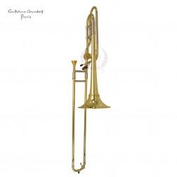 """Trombone Antoine Courtois AC421BHA -1-0 tenore in Sib / F, """"New York""""."""