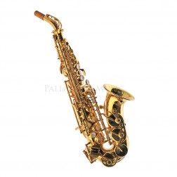 Sax soprano ricurvo J.Will mod. SS0202