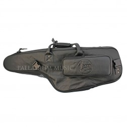 Custodia Gard in pelle nera per sax tenore mod.105MLK