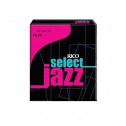 Ance Rico Select Jazz Sax Soprano Filed