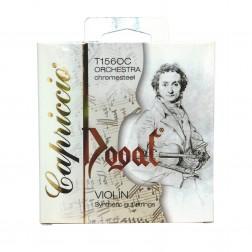 Corde Violino Dogal Capriccio T156 OC 4/4