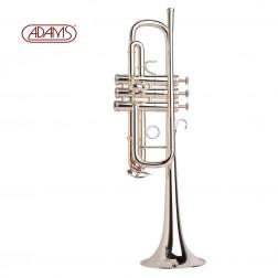 Tromba in Do Adams C1 XL serie selected argentata