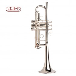 Tromba in Do Adams C1 XL serie selected campana in argento