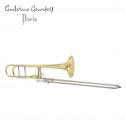 Trombone in Sib/Fa Courtois AC280BO-1-0