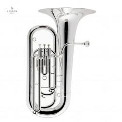 Tuba in Mib Besson 177 New Standard argentata mod. BE177-2-0