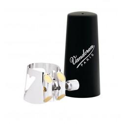 Vandoren LC05P Optimum Legatura per Clarinetto Sib/LA sistema tedesco