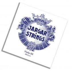 Corda Viola SOL (G) Jargar tensione media con pallino