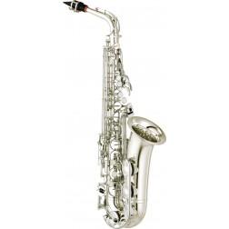 YAS-280S Yamaha sax alto in Mib argentato