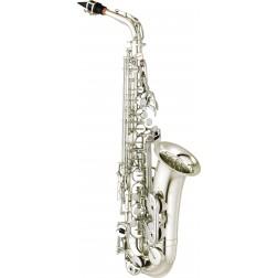 YAS-480S Yamaha sax alto in Mib argentato
