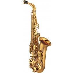 YAS-875EX III Yamaha sax alto in Mib serie Custom EX laccato color oro