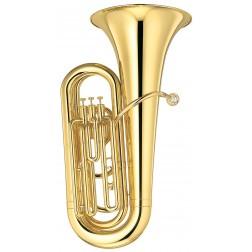 Tuba in Sib Yamaha YBB-105 laccata