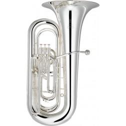 Tuba  in Sib Yamaha YBB-632S argentata