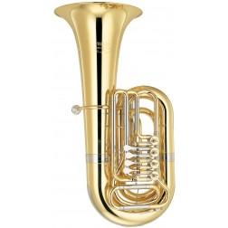Tuba  in Sib Yamaha YBB-641 laccata