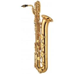 YBS-62 Yamaha sax baritono in Mib laccato color oro