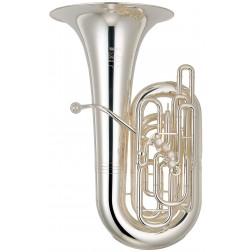 Tuba in DO Yamaha YCB-822S argentata Serie Custom