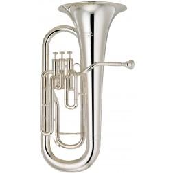 Eufonio in Sib Yamaha YEP-201S argentato
