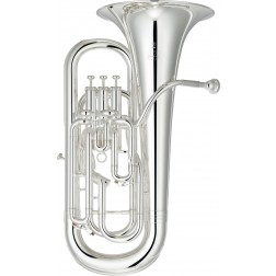 Eufonio in Sib/FA Yamaha YEP-642 SII argentato