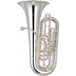 Tuba in FA Yamaha YFB-621S argentata