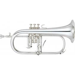 Flicorno soprano in Sib Yamaha YFH-8310ZGS argentato