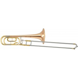 Trombone in Sib/FA basso Yamaha YSL-421GE  laccato