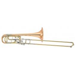 Trombone basso in Sib/FA e Sib/Fa/Re Yamaha YSL-822G laccato