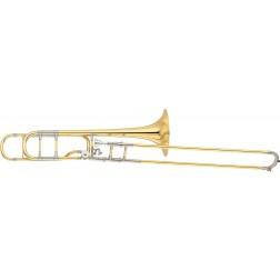 Trombone in Sib/FA Yamaha YSL-882OR laccato ritorta aperta